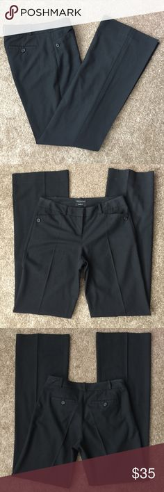 "The Limited Pants Size 2L Length 34"". Cassidy Fit. Black. Excellent Condition The Limited Pants Boot Cut & Flare"