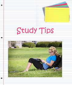 Best study tips I've ever read.