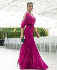 vestido de festa madrinha campo