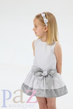 paranenesynenas: Paz Rodríguez ropa infantil colección Primavera Verano 2013