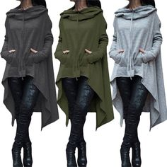 Eve™: The asymmetric Hoodie that's blowing everyone's minds.  - 50% Off Today + Freeshiping + Full Size + Full Color