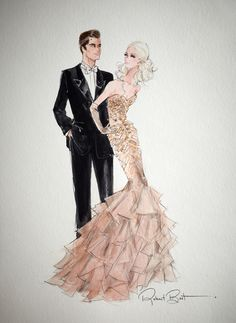 Barbie illustration - Best of the Best by Robert Best