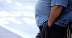 Overweight older people