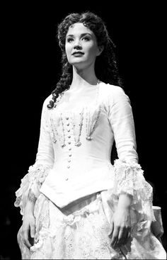 Sierra Boggess -- One of the most amazing Christine's to ever hit the stage! I'm so sad she's done!