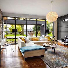 Midcentury Modern #Residence by Urban Development