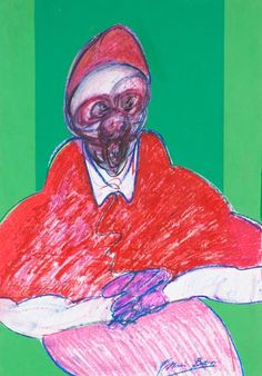 """Image result for """"Italian Drawings"""" – Francis Bacon"""
