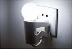 FUNNY NIGHT LAMP by MARTYR MONKEY