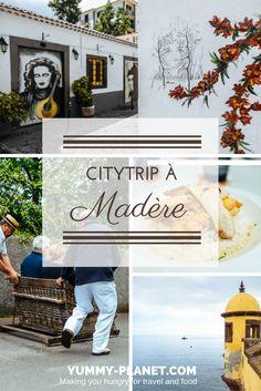 Cernée par les montagnes et l'océan Atlantique, Funchal, chef-lieu de l'île de Madère est une destination idéale pour un citytrip original.