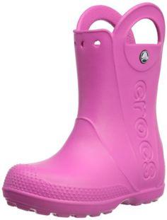 crocs 12803 Rain Boot (Toddler/Little Kid),Fuchsia,6 M US Toddler crocs,http://www.amazon.com/dp/B006VA2TCU/ref=cm_sw_r_pi_dp_ky.btb1897WTQYAH