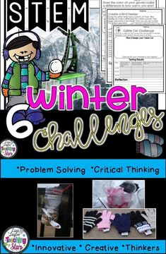 Winter STEM Activiti