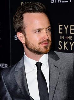 "Aaron Paul- very hanfsomer man!! Loved him in the movie ""Need for Speed "" Those eyes. WOW!!"