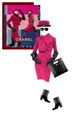 """""""Yee BabY!"""" by fl4u ❤ liked on Polyvore featuring Chanel"""