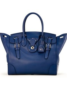 Ralph Lauren Soft Ricky Bag - nice classic bag with a twist 742aceed7e781