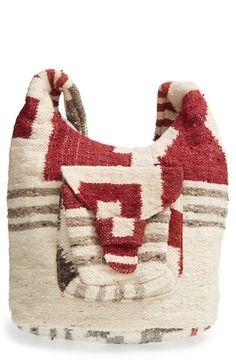 guatemalart+Handwoven+Wool+Shoulder+Bag+available+at+#Nordstrom