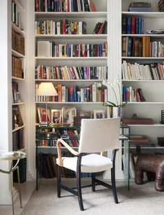 bookcases, bookshelves