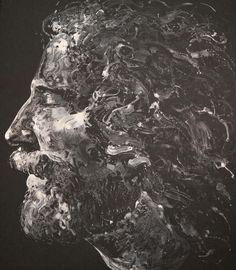 Il buco dentro agli occhi o il punto dietro la testa / Fusignano RA Museo civico San Rocco / 30 novembre 2014 - 25 gennaio 2015 / Massimo Pulini