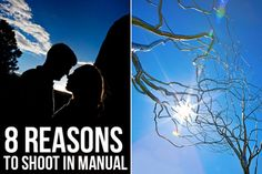 8 reasons to shoot in manual mode! via Bella Pop
