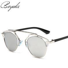 2017 Brand Fashion Vintage Boys Girls UV400 Protection Sunglasses Children Sun Glasses Kids Coating Mirror Eyewear Oculos De Sol