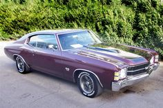 1971 CHEVROLET CHEVELLE SS 454 COUPE - 20998