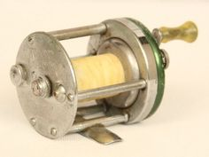 1964 Sharkespeare M. Shakespeare Fishing, Vintage Fishing Reels, Rod And Reel, Fishing Tackle, Bobber, Door Handles, Collections, Outdoors, History