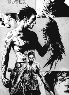 Stephen King's The Dark Tower by wakethedevil.deviantart.com on @deviantART