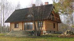 Dom domy z bali z bala ręcznie ciosanych (5026825071) - Allegro.pl - Więcej niż aukcje.