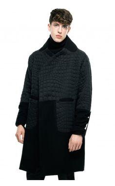 Mai Gidah padded coat