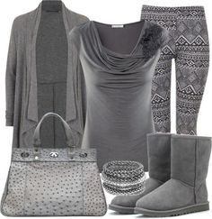 19 Trendy Polyvore Outfits Winter ‹ ALL FOR FASHION DESIGN