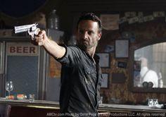 Get them zombies Rick!