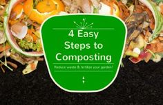 Many people, from gardeners to farmers to environmentalists, choose to compost for a variety of reasons. Composting is easy, and it has many benefits for the environment and your own backyard. Here's how to start!
