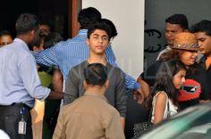 Yes, offsprings of SRK