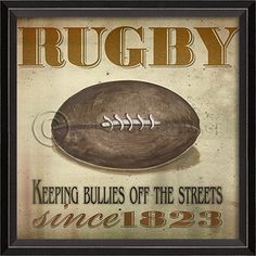 Rugby since 1823 ! Rugby League, Rugby Players, Citation Rugby, Rugby Rules, Rugby Training, International Rugby, Wales Rugby, All Blacks, Rugby World Cup
