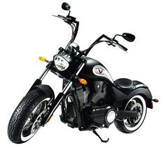 I would ride the shit out of this bike. So cool. Victory Highball