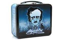 Edgar Allan Poe Lunch Box