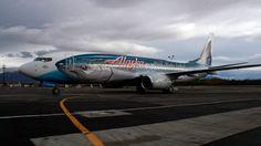 Alaska Airlines 'Salmon Thirty Salmon'
