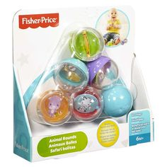 Fisher Price - Animaux Balles