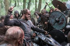 Viking Battle>>love his fight scenes, he fights so wild and crazy