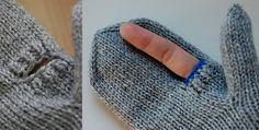 Photographer mittens- so wish I could knit @petapixel #photography @Jill Mott