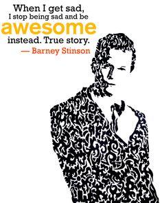 The Legendary ...Mr.Barney Stinson...Doodle art and illustration