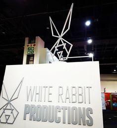 White Rabbit Production for your advertising needs @MadexExpo #Madex2017 #TheLifesWay www.thelifesway.com