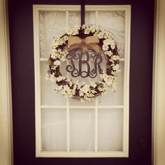 Our Spring Wreath