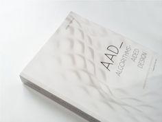 AAD Grasshopper Parametric Manual Algorithms Aided Design ArturoTedeschi_book cover