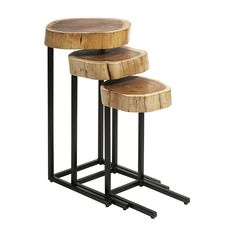 Inside Out Nesting Tables