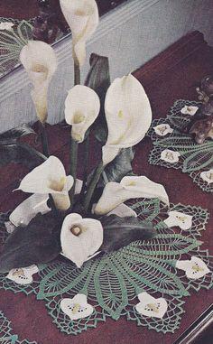 Calla Lily Crochet Pattern Free | Crochet Calla Lily