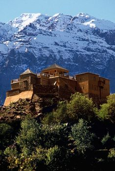 Kasbah is the right place for you. Kasbah du Toubkal is the comfortable hotel accommodation in the village of & the High Atlas Mountains of It's only 40 miles from Morocco Beach, Visit Morocco, Morocco Tourism, Morocco Travel, Atlas Mountains Morocco, Summer Winter, Winter Holidays, Tourist Places, Where To Go