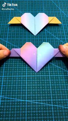 Fish Paper Craft, Cool Paper Crafts, Diy Resin Crafts, Paper Crafts Origami, Oragami, Kids Origami, Origami Fish, Diy Crafts For Teen Girls, Diy For Kids
