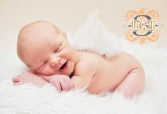 How to make Wee Lil Angel Wings-Photoprop | Morgan Kervin Photography