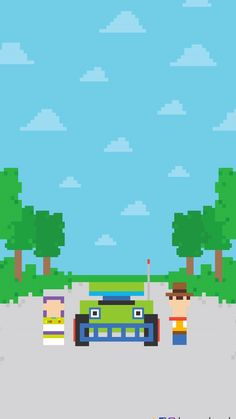 Woody, Buzz, and RC Toy Story Disney pixel art. Toy Story Birthday, Toy Story Party, Tumblr Wallpaper, Wallpaper Quotes, Cool Toys For Girls, Disney Sketches, Wallpaper Iphone Disney, Disney Art, Disney Pixar