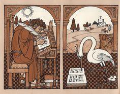 susangaylord.com: Book Arts Tuesday-Patron Saints of Bookbinding