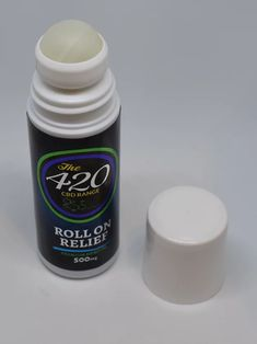 420 CBD Roll on Relief | The420extracts